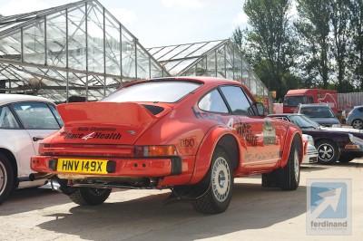 Ferdinand Tuthill Porsche Safari 911 EB Motorsport parts 1