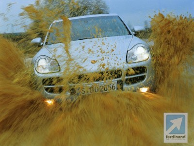 Porsche Cayenne real Ferdinand engineering (2)