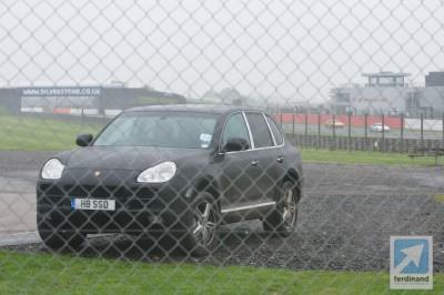 Ferdinand Cayenne Porsche Racing Silverstone