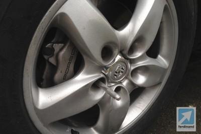Porsche Cayenne Winter Tyres 1 (2)