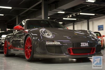 JZM Porsche 997 GT3 RS for sale