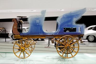Ferdinand Porsche Museum P1 Exhibition (6)