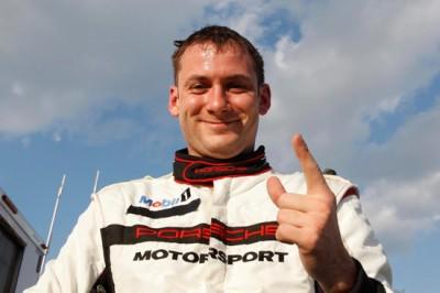 Nick Tandy Porsche Oval Guru