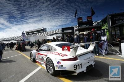 Porsche 991 RSR Daytona 2014 7