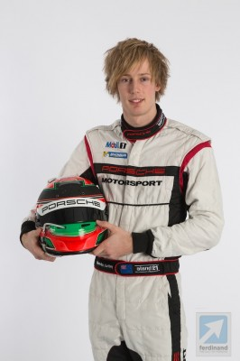 Brendon Hartley: Porsche Works Driver