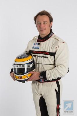 Patrick Pilet: Porsche Works Driver
