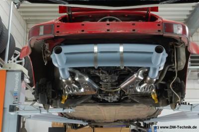 Hot Rod Porsche 911 Hamburg 3