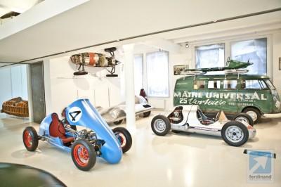 Otto Mathe Hamburg Prototyp Museum Porsche 1