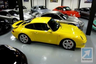 Porsche 993 RS 993RS for sale JZM Ferdinand