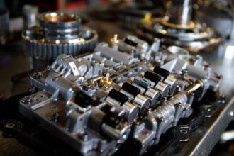 Porsche Cayenne Valve Body Transmission Repair