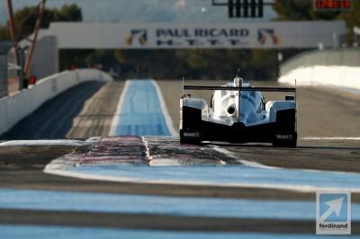 Ferdinand Porsche 919 lmp1 Hybrid testing circuit