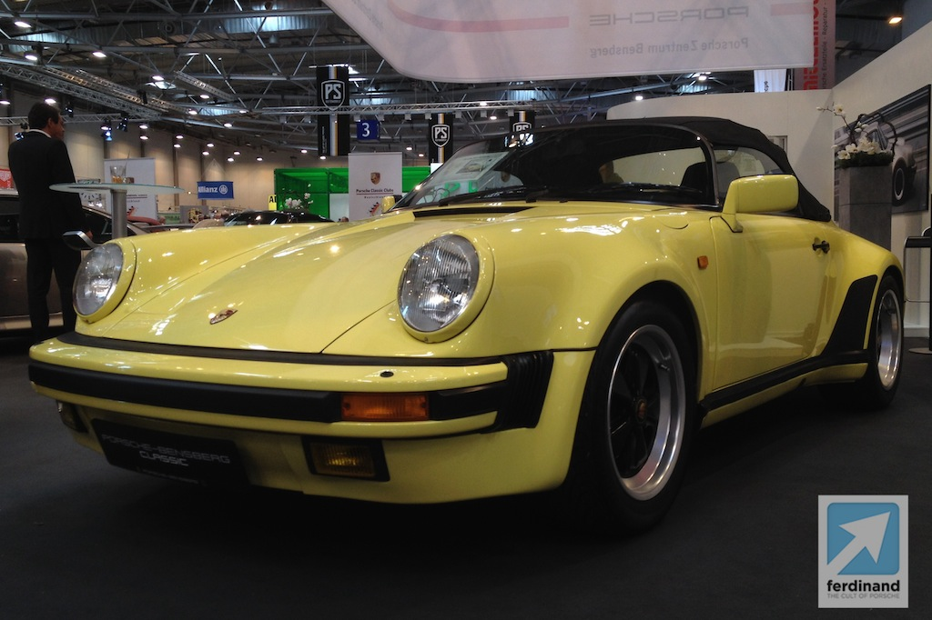 porsche 911 speedster at essen techno classica ferdinand. Black Bedroom Furniture Sets. Home Design Ideas