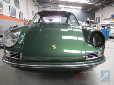 Porsche 911 Restoration Australia 1