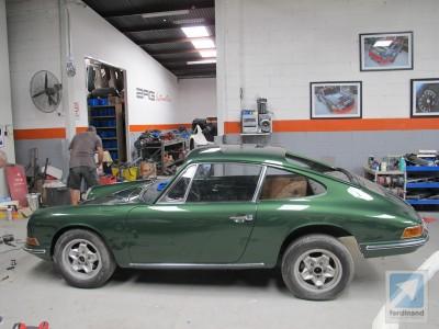 Porsche 911 Restoration Australia 2