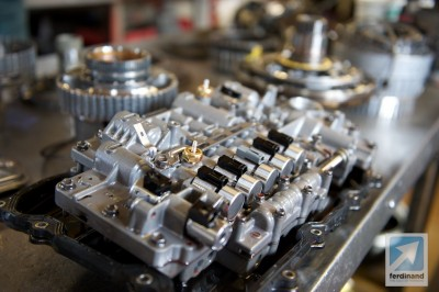 Porsche Cayenne Gearbox Rebuild Transmission Ferdinand (5)