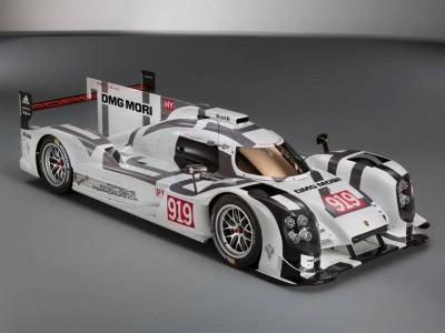 Porsche LMP1 Le Mans 919 Livery 1