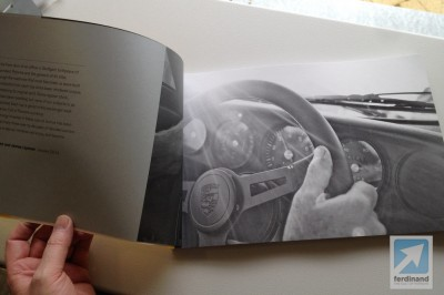 Cult of Porsche Book production 365