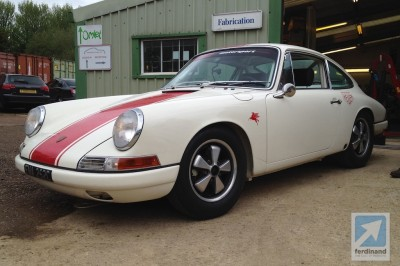 EB Motorsport classic Porsche parts 1965 911