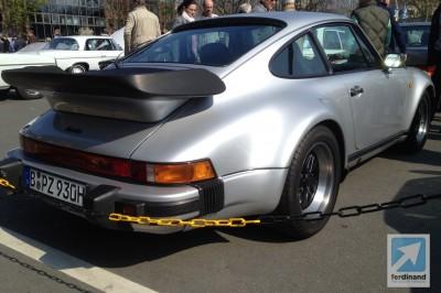 Techno Classica Porsche Essen