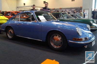 Classic 1965 Porsche 901 911 Essen 1