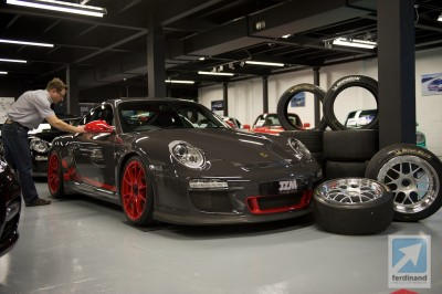 JZM Porsche 997 GT3 RS for sale