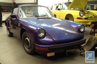 1965 Porsche 911 SWB 1