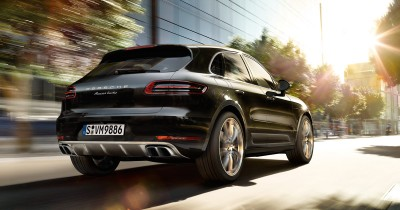 Porsche Macan four cylinder engine 2