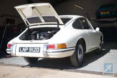 Tuthill Porsche 912 1966 For Sale Auction (1)