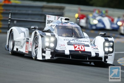 Le Mans Qualifying Porsche 919 LMP1 (3)