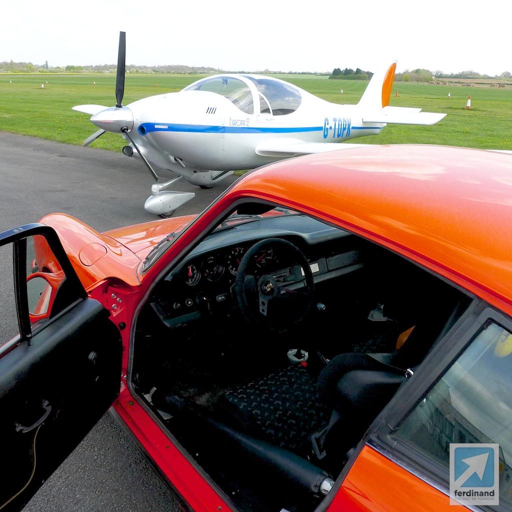 eBay Porsche Parts Shipping: 911 meets Light Aircraft - Ferdinand
