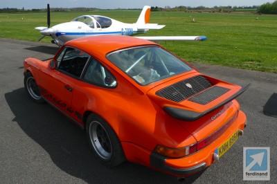 Porsche 911 Carrera aircraft