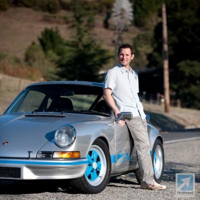 Porsche 911 RS R Gruppe California 1