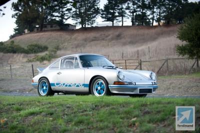 Porsche 911 RS R Gruppe California 9