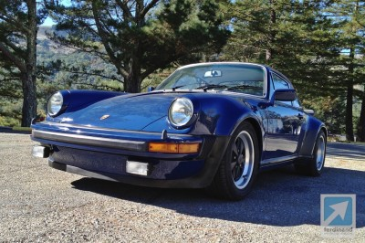Porsche 930 911 Turbo Carrera