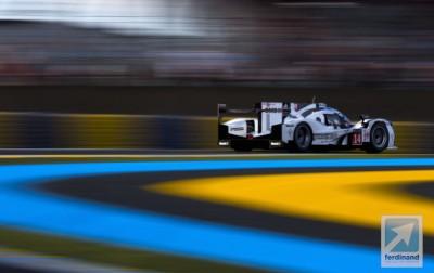 Porsche Le Mans 919 pole position