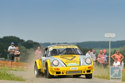 Tuthill Porsche Rally Ypres Janssens (2)
