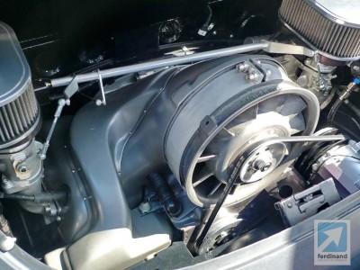 Ferdinand Porsche 356 outlaw hot rod 2