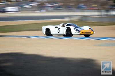 Ferdinand Porsche 908 K Rennsport Reunion
