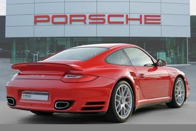 New Models Porsche 911 Turbo S Exclusive Gb Ferdinand