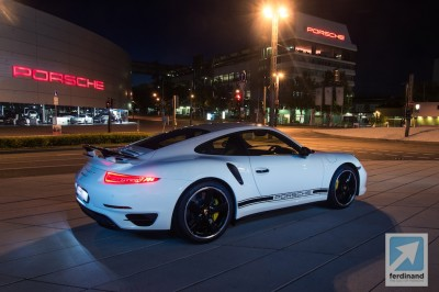 Porsche 911 Turbo S Exclusive GB