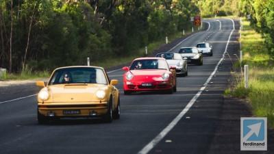 Porsche 911 Hire Australia Rental 1