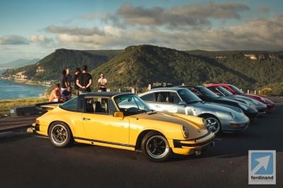 Porsche 911 Hire Australia Rental 3