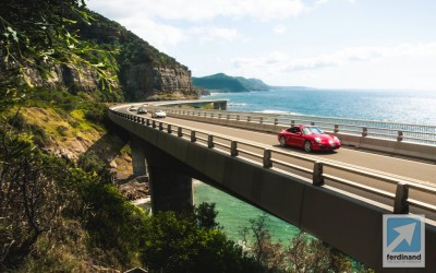 Porsche 911 Hire Australia Rental 4