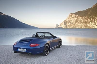Porsche 911 Launch Ocean Johannesburg (1)
