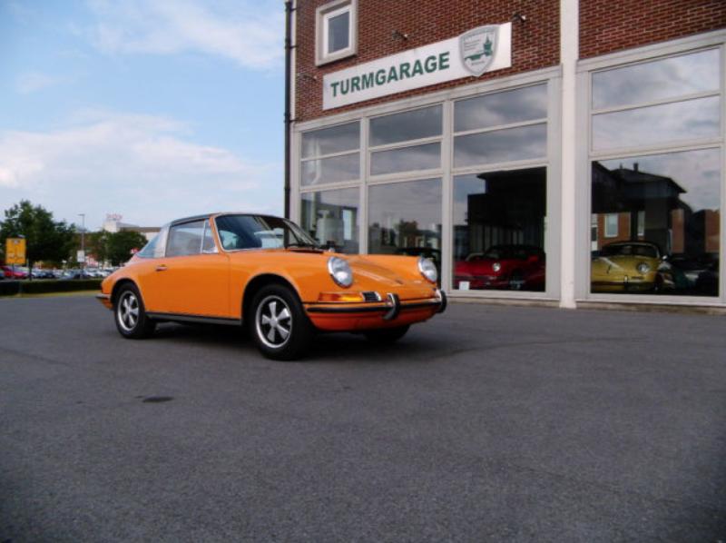 Awesomely Original Porsche 911 T Targa For Sale Ferdinand