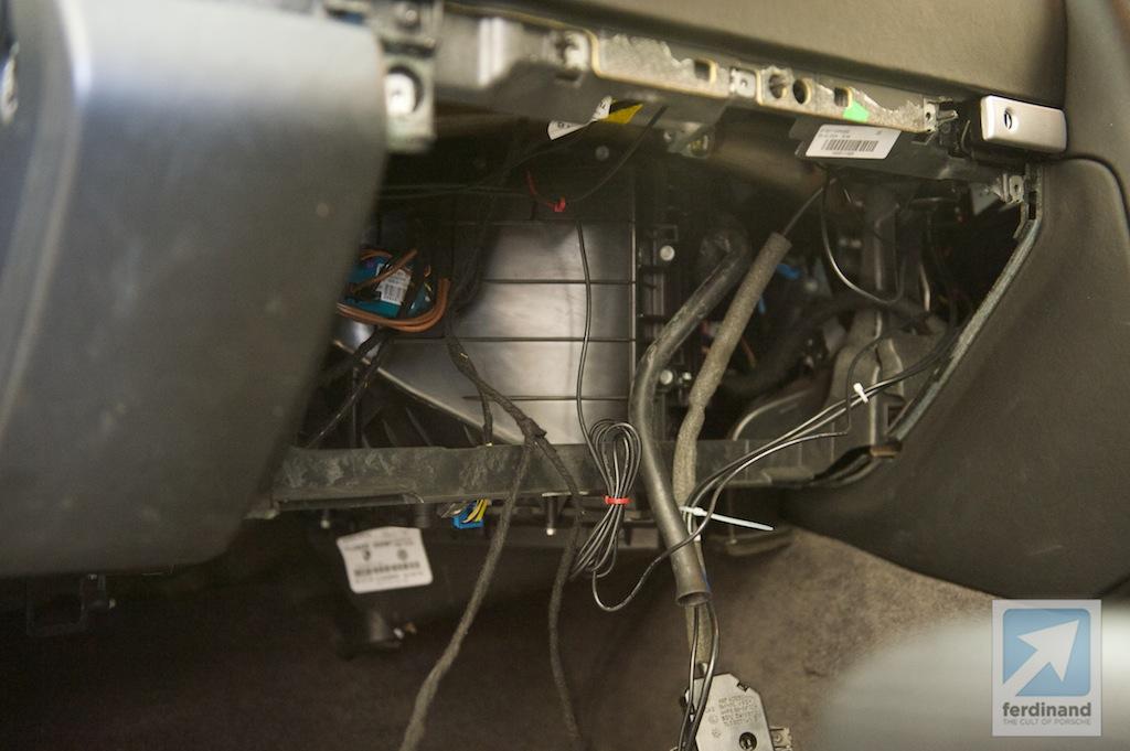 Porsche cayenne fresh air blower fan replacement ferdinand for Ac fan motor not working