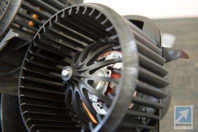 Porsche Cayenne fresh air blower fan repair (6)