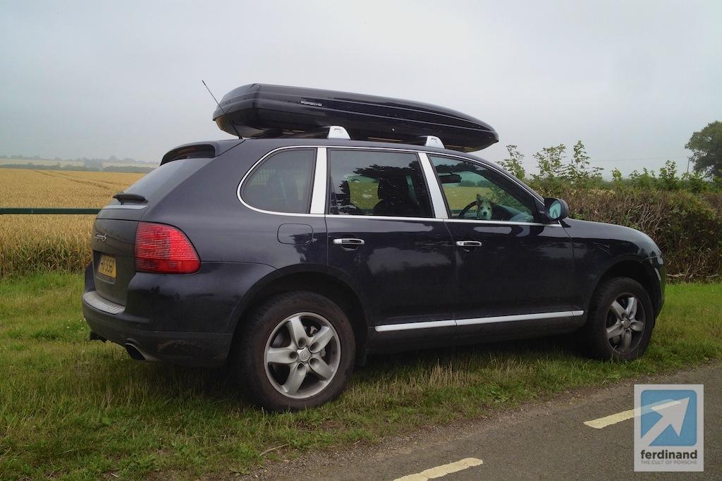 Porsche Cayenne Roof Box Ebay Road Trip Ferdinand