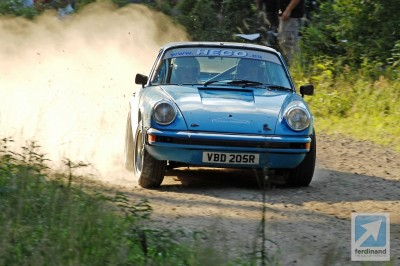 Tuthill Porsche rally win Sweden 2