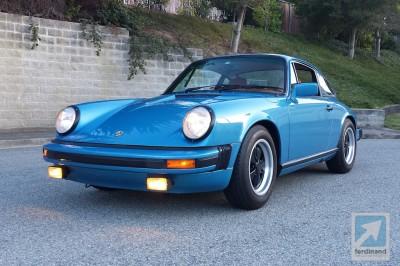 Ferdinand Porsche 911 Minerva Blue (4)